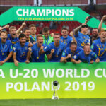 National soccer team of Ukraine has become world champion